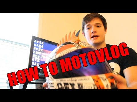 All In One Motovlogging Tutorial!