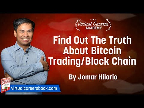 Find Out The Truth About Bitcoin Trading/Block Chain