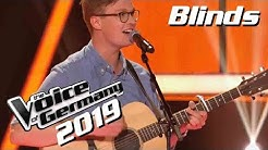 Hannes Wader - Heute hier morgen dort (Lukas Linder) | The Voice of Germany 2019 | Blinds