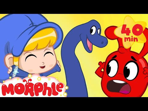 Mila Gets Morphing Power   My Magic Pet Morphle   Cartoons For Kids   Mila and Morphle   Animation