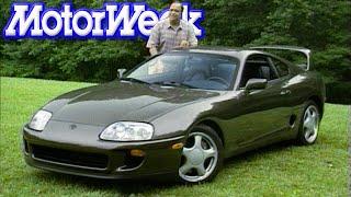 1993 Toyota Supra Turbo | Retro Review