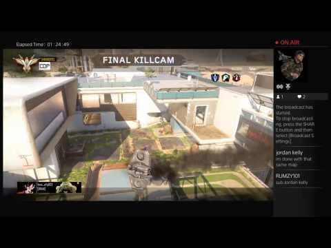 Black ops 3 livestream