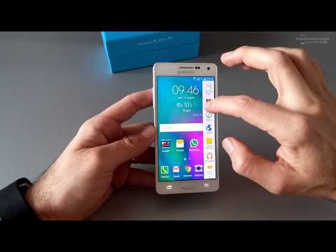 Samsung Galaxy A5 Recenzija