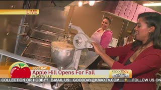 Apple Hill Fall Opening