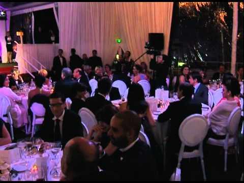 Première édition du diner de gala de la Fondation PlaNet Finance à Cannes