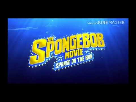 The Sponge Bob Movie! Sponge on the run! (REVERSED)