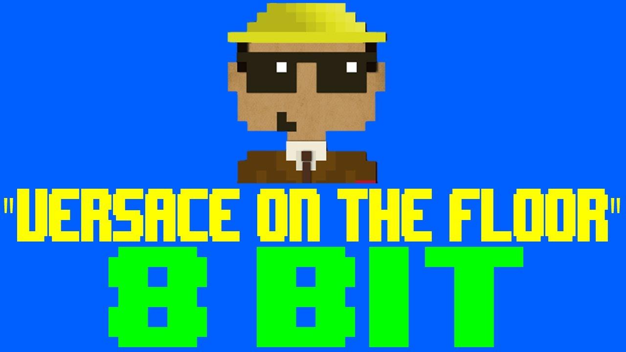 Versace On The Floor 8 Bit Cover Tribute To Bruno Mars 8 Bit Universe