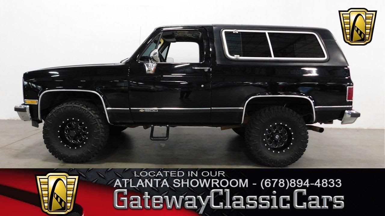 1990 Chevrolet V10 Blazer