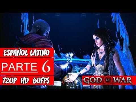 God of War PS4 | Walkthrough en Español Latino | Parte 6 (Sin Comentarios)