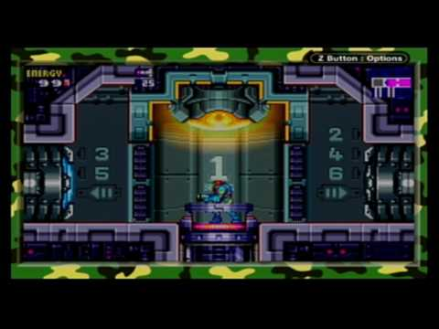 Metroid Fusion playthrough
