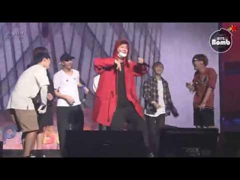 [BANGTAN BOMB] V's Dream came true - 'His Cypher pt.3 Solo Stage' - BTS (氚╉儎靻岆厔雼�)