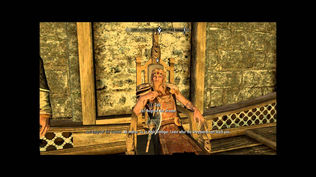 skyrim how to become thane of dawnstar youtube