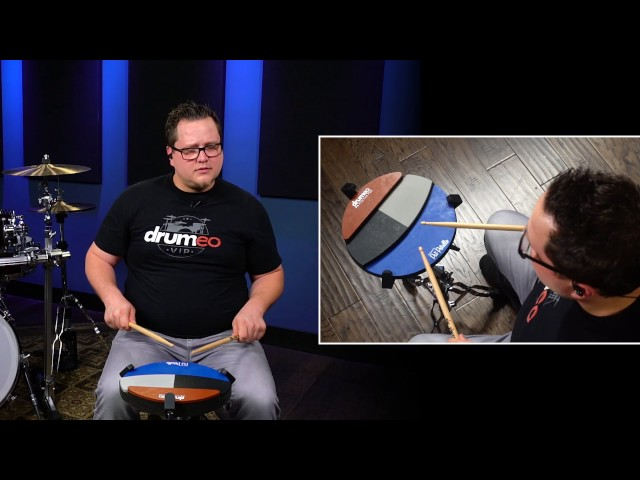 Five Stroke Roll - Drum Rudiment Lesson (Drumeo)