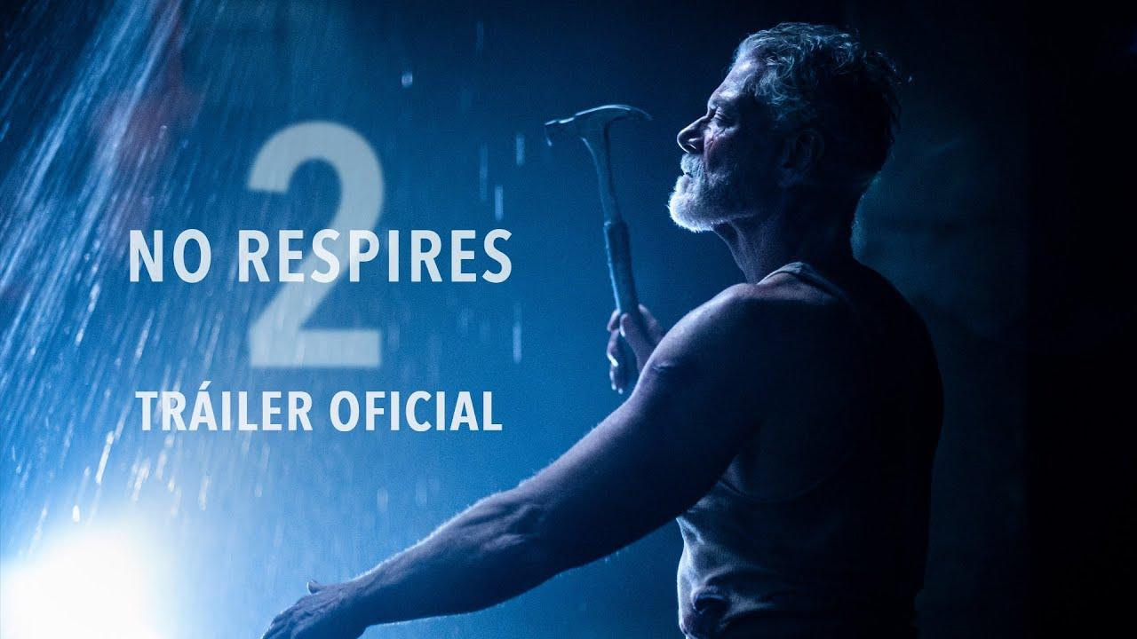No Respires 2 Trailer Oficial En Espanol Hd Youtube