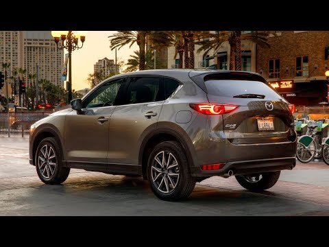 wacth news 2018 mazda cx5 reveal auto today youtube. Black Bedroom Furniture Sets. Home Design Ideas
