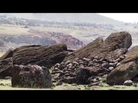 Андрей Скляров - Мозаика острова Пасхи 1 часть