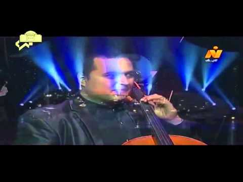 ARABISKAN Cairo Steps Cairo Opera House Main Hall Basem Darwisch