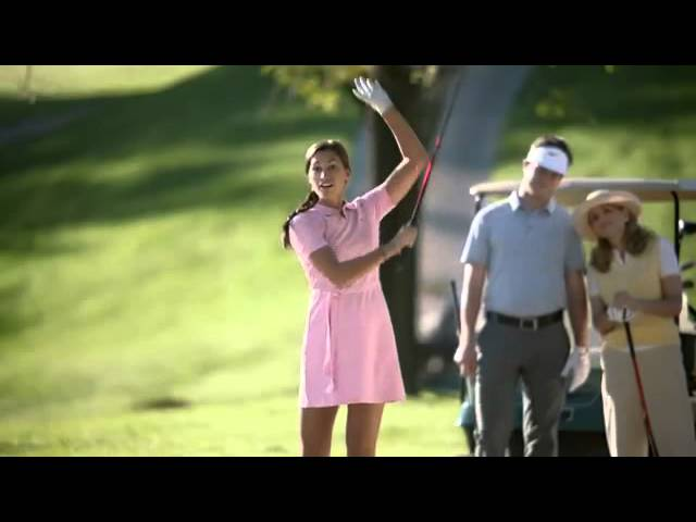 Nike Golf Apologies Funny Commercial With Tiger Woods Youtube