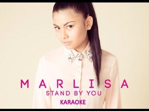 Stand by you marlisa punzalan karaoke youtube