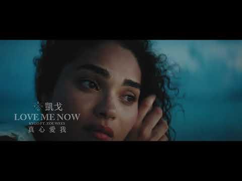 Kygo u0026 Zoe Wees   Love Me Now MV