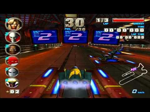 F-Zero GX: Grand Prix - Emerald Cup [Expert] HD