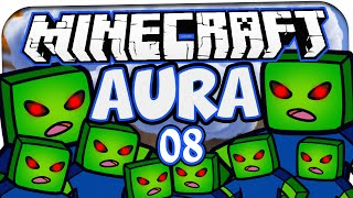 MINECRAFT: AURA ☆ #08 - DIE APOKALYPSE! ☆ Let