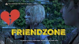 Clementine Friendzones Violet - The Walking Dead: The Final Season Episode 2