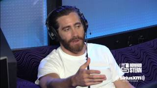"Jake Gyllenhaal Describes His Training For ""Southpaw"""