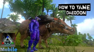 How To Tame Noctis Ark Mobile Herunterladen Other information includes an admin spawn command generator, blueprint, name tag and entity class. trshow