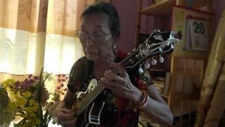Ta Ru Ta Ngậm Ngùi - StTrịnh Công Sơn - Mandolin Việt Dung