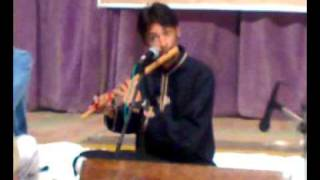 Mohsin Abbas  All Pakistan Music confrance 2009