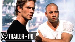 Repeat youtube video The Fast & The Furious 15th Anniversary Trailer (2001) Vin Diesel, Paul Walker -- Regal Cinemas [HD]