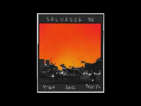SALVADOR 702 - M-art w.Ronzi ft.Price Mc (mastered by D.SIDE/Cripta studio)
