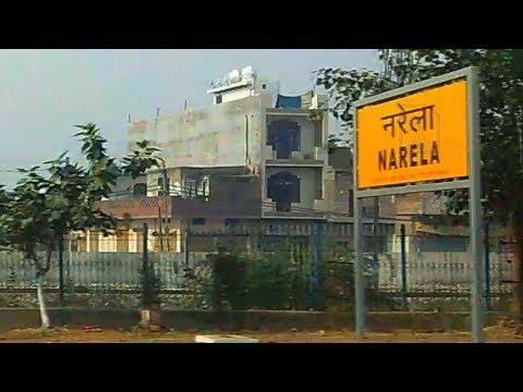 Narela Railway Station, Delhi - YouTube