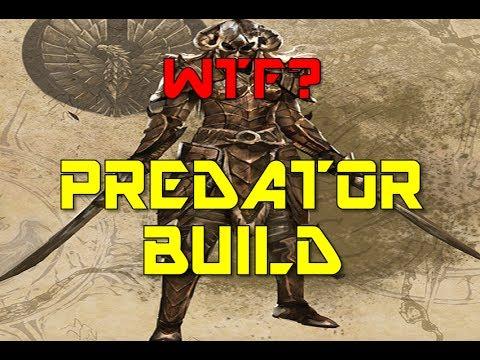 NightBlade PVP build – Predator – Elder Scrolls Online