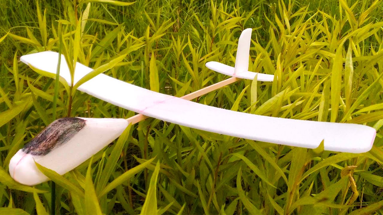 Самолёт из пенопласта своими руками чертёж фото 995