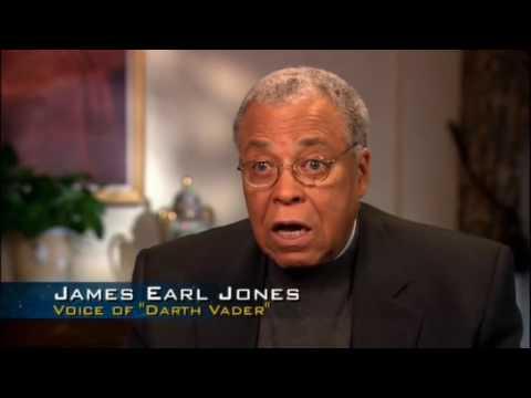 """James Earl Jones recalls """"Luke, I am your father."""""""