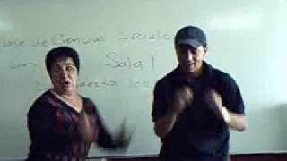 Aprendiendo a bailar con Mechita