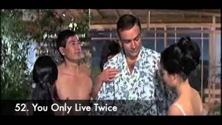 License to Pun: James Bond Quotes