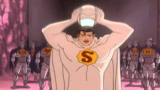 ALL STAR SUPERMAN Trailer