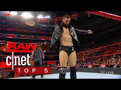 Thumbnail: Wrestlers who should fight Brock Lesnar before he exits WWE (CNET Top 5)