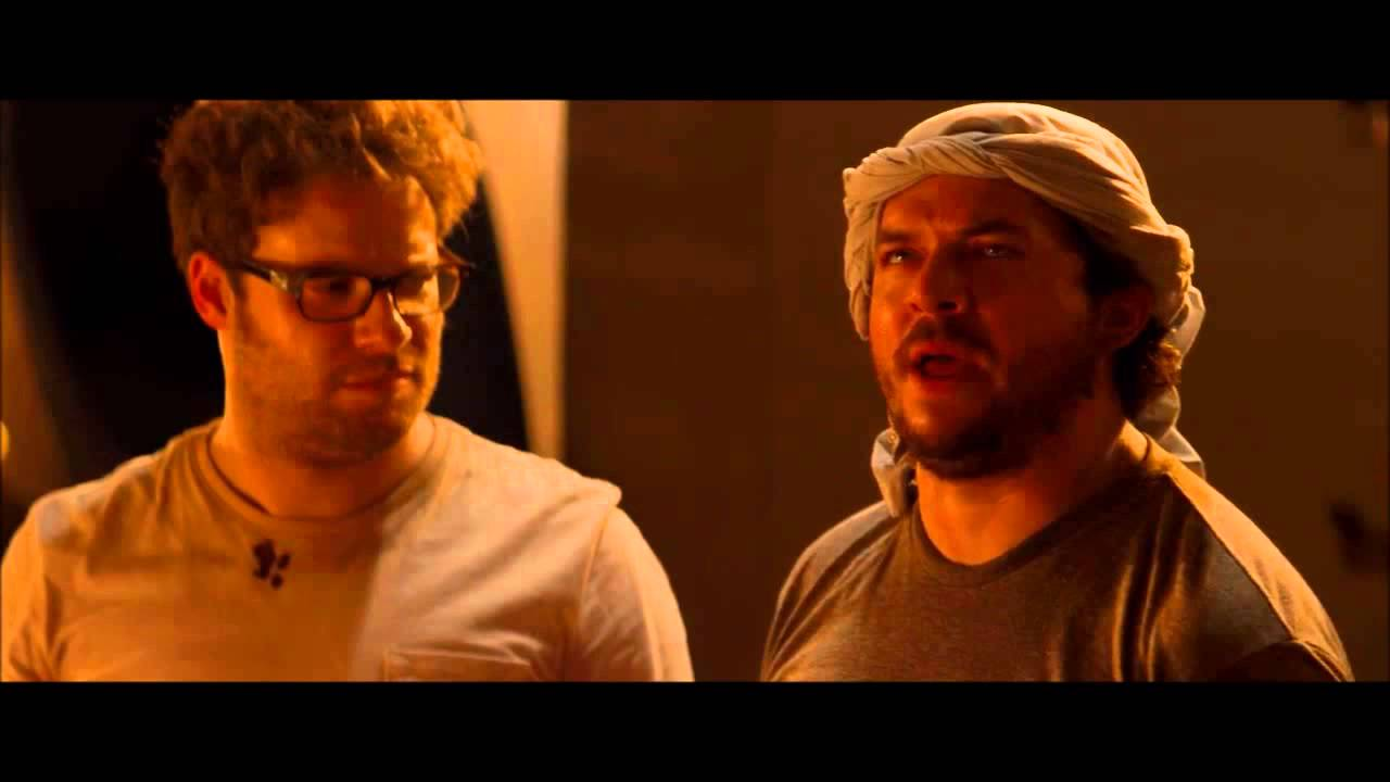 This Is The End Who Did This Full Scene Danny Mcbride James Franco Seth Rogen