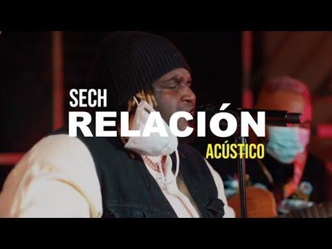 Relación (Cuarentena Performance) – Sech