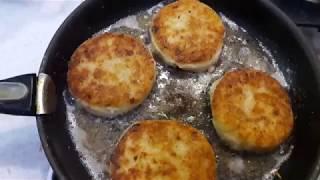 ЛУЧШЕЕ блюдо из обычной КАРТОШКИ !!! Картофельные БИТОЧКИ / БЮДЖЕТНО и БЕЗУМНО ВКУСНО