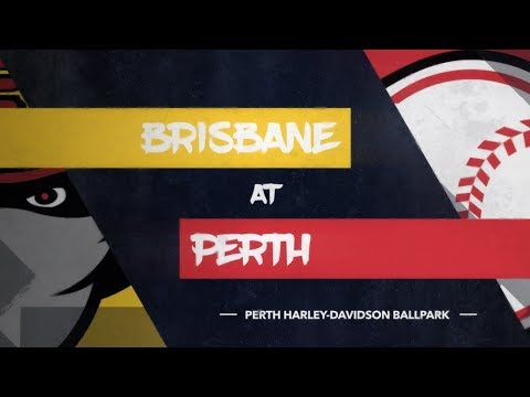 REPLAY: Brisbane Bandits @ Perth Heat, R2/G1
