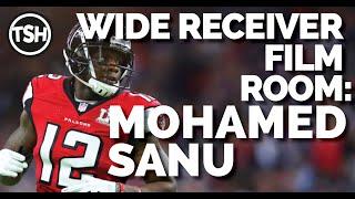 Mohamed Sanu (Atlanta Falcons) - Wide Receiver Film Room #002