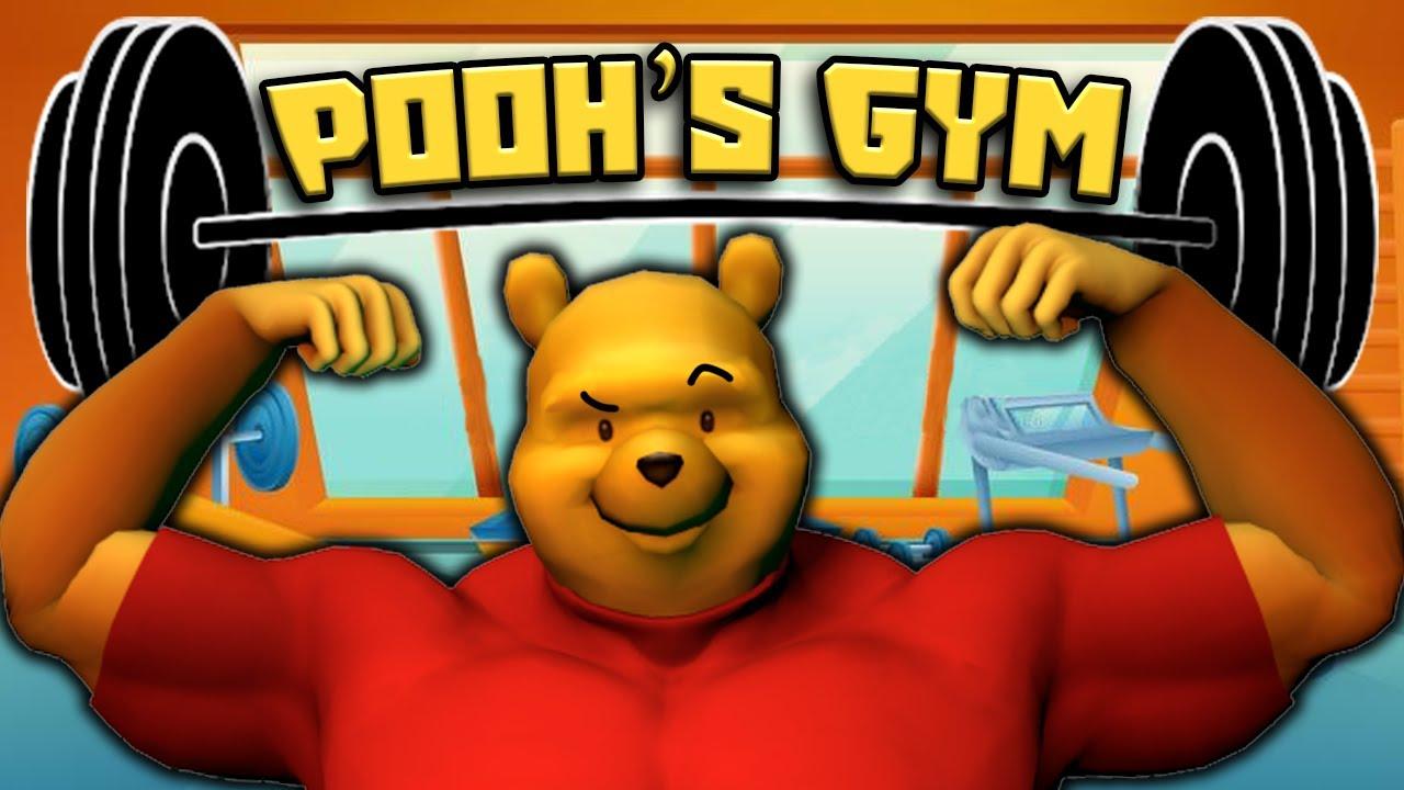 Pooh's Gym