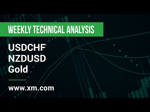 Weekly Technical Analysis: 30/04/2019 - USDCHF, NZDUSD, Gold