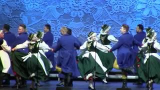 Tańce kaszubskie - Koncert Galowy z okazji 70-lecia ZPiT Lublin - 23.06.2018