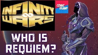 Infinity Wars (August 2018 Marvel Comics Event) Preview